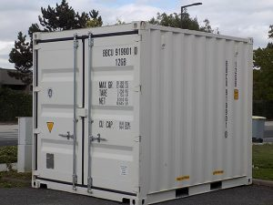 Container 10 pieds dry Aquitaine containers
