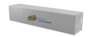 Aquitaine-containers: container 40 pieds dry