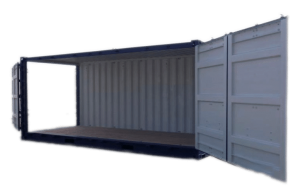 20 pieds Open Side - aquitaine containers