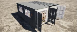 école containers netbox aquitaine