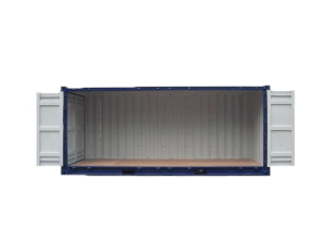 Container 20 pieds 6m open side aquitaine containers