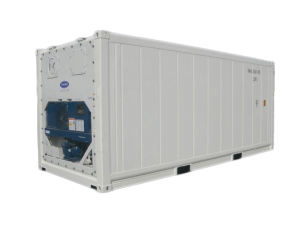 Aquitaine-containers: container isotherme