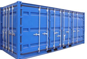 DC 20 OPEN SIDE aquitaine containers