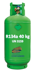 Aquitaine-containers: fluide R134A