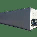 container frigorifique reefer 40 pieds high cube aquitaine containers