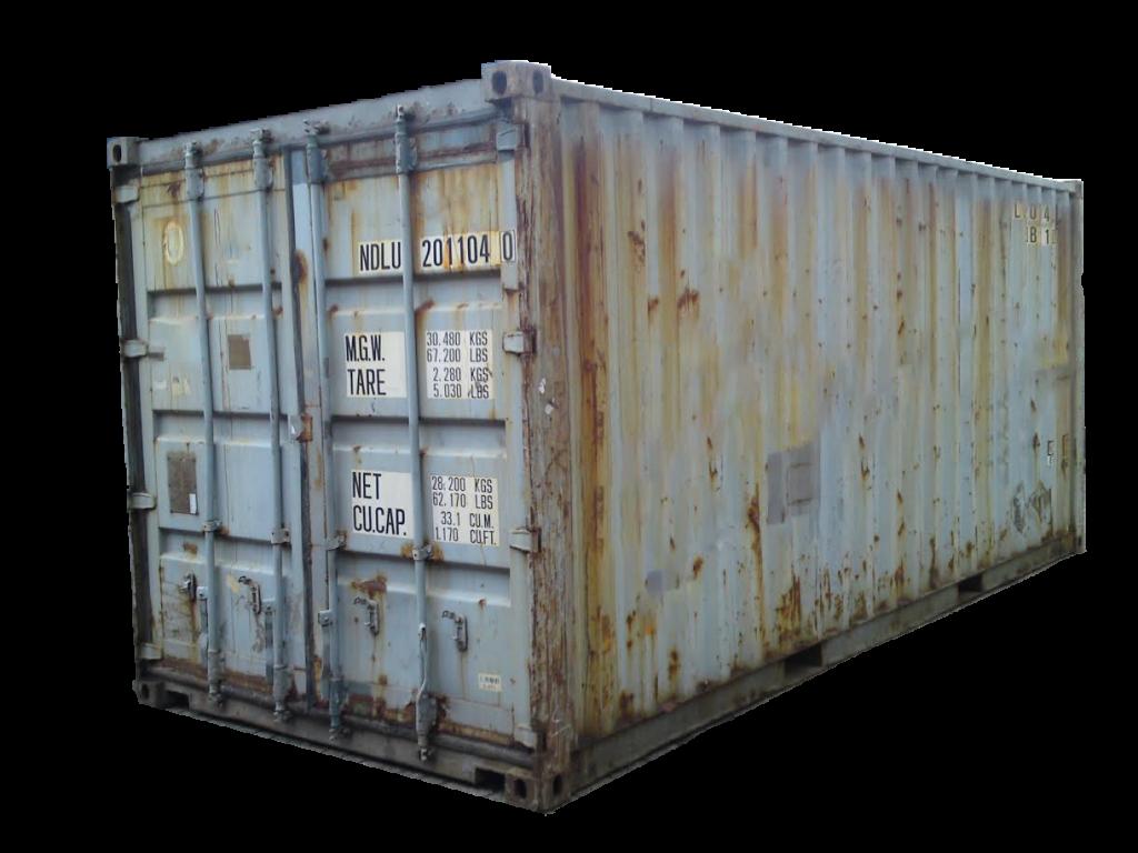 Aquitaine-containers: container dernier voyage