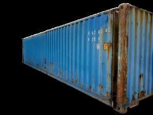 Aquitaine-containers: container en l'etat