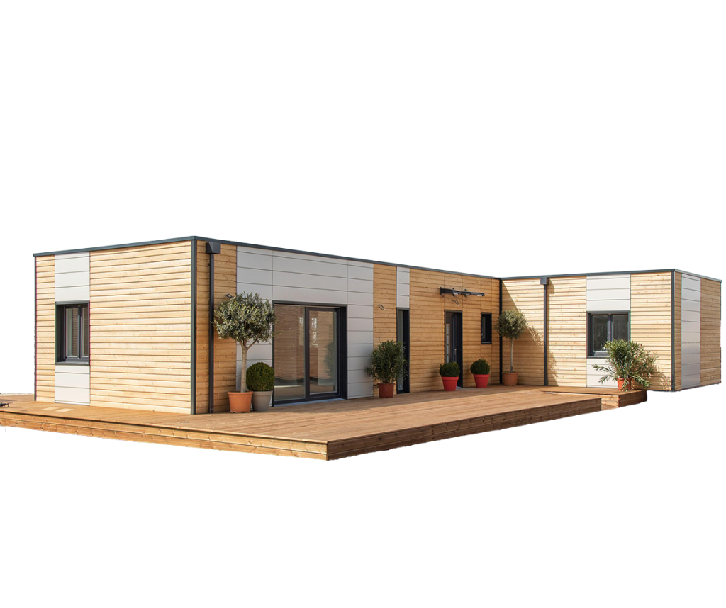 Aquitaine-containers: maison container