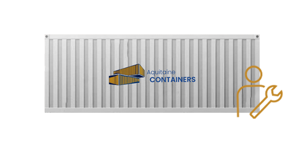 Aquitaine-containers: Équipement container