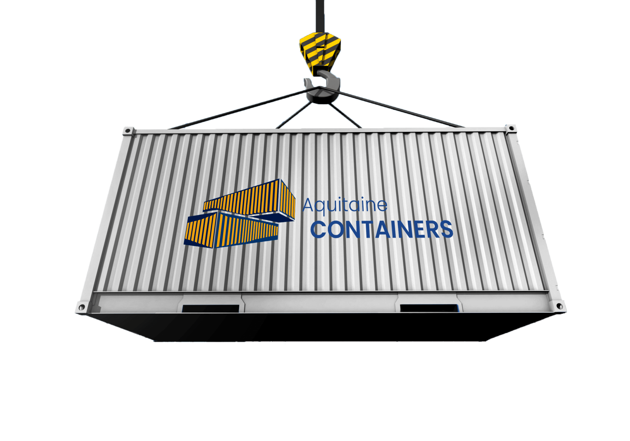 Aquitaine-containers: Installation containers