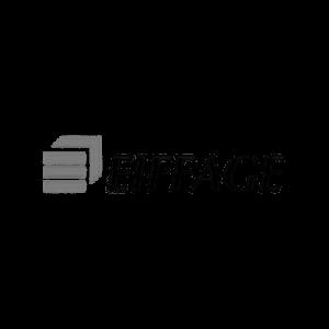 Aquitaine containers: logo eiffage