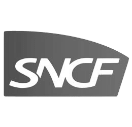 Aquitaine containers: logo sncf