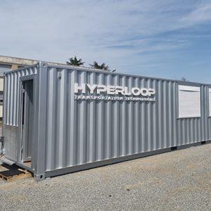 bureau etude hyperloop containers netbox aquitaine