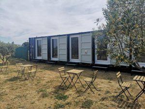 hotel ephemere containers netbox aquitaine