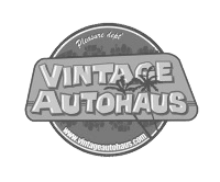 Aquitaine containers: logo vintage autohaus